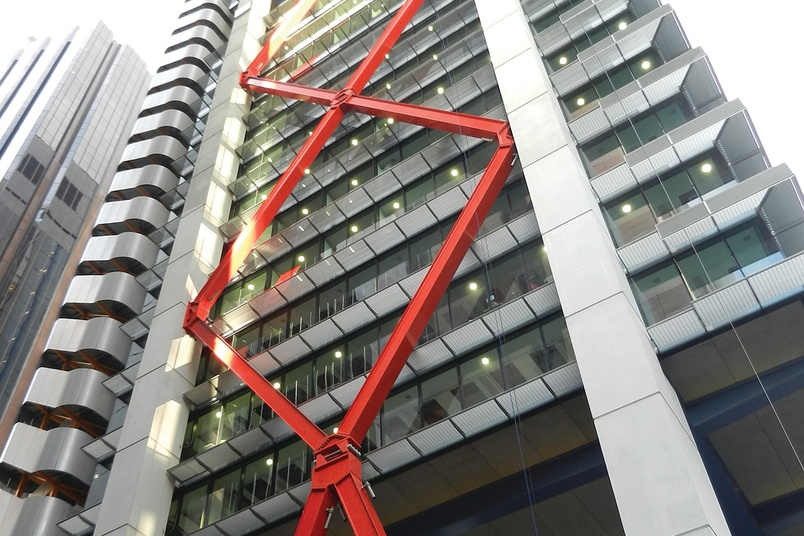The Shading System at 8 Chifley Square is controlled by a Horiso Climate Ready® Control System.