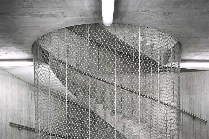 Webnet Stainless Steel Mesh By Tensile Design Amp Construct