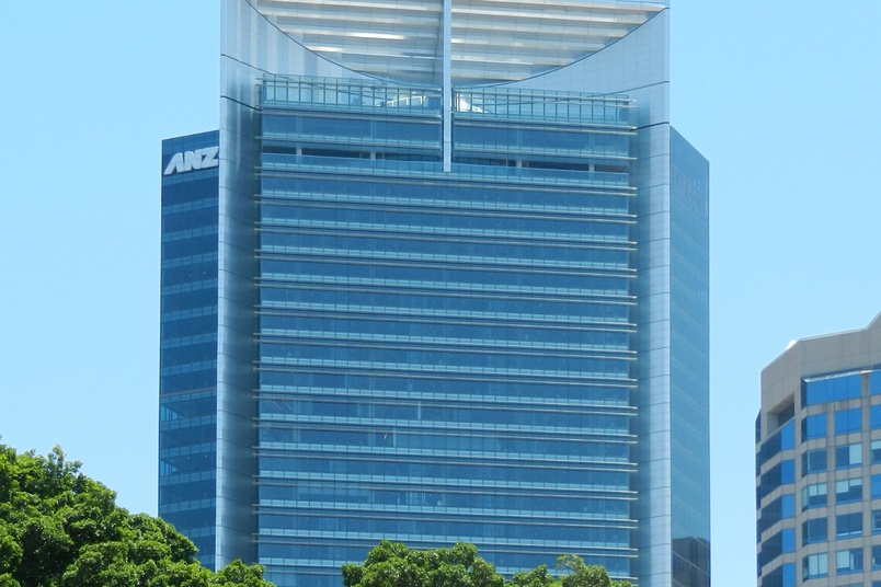 Horiso's Specialty Venetian Blinds at 161 Castlereagh Street is controlled by a Horiso Climate Ready® Control System.